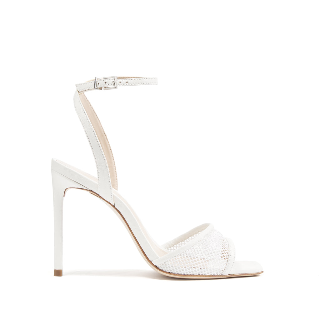 Austen Sandal in White