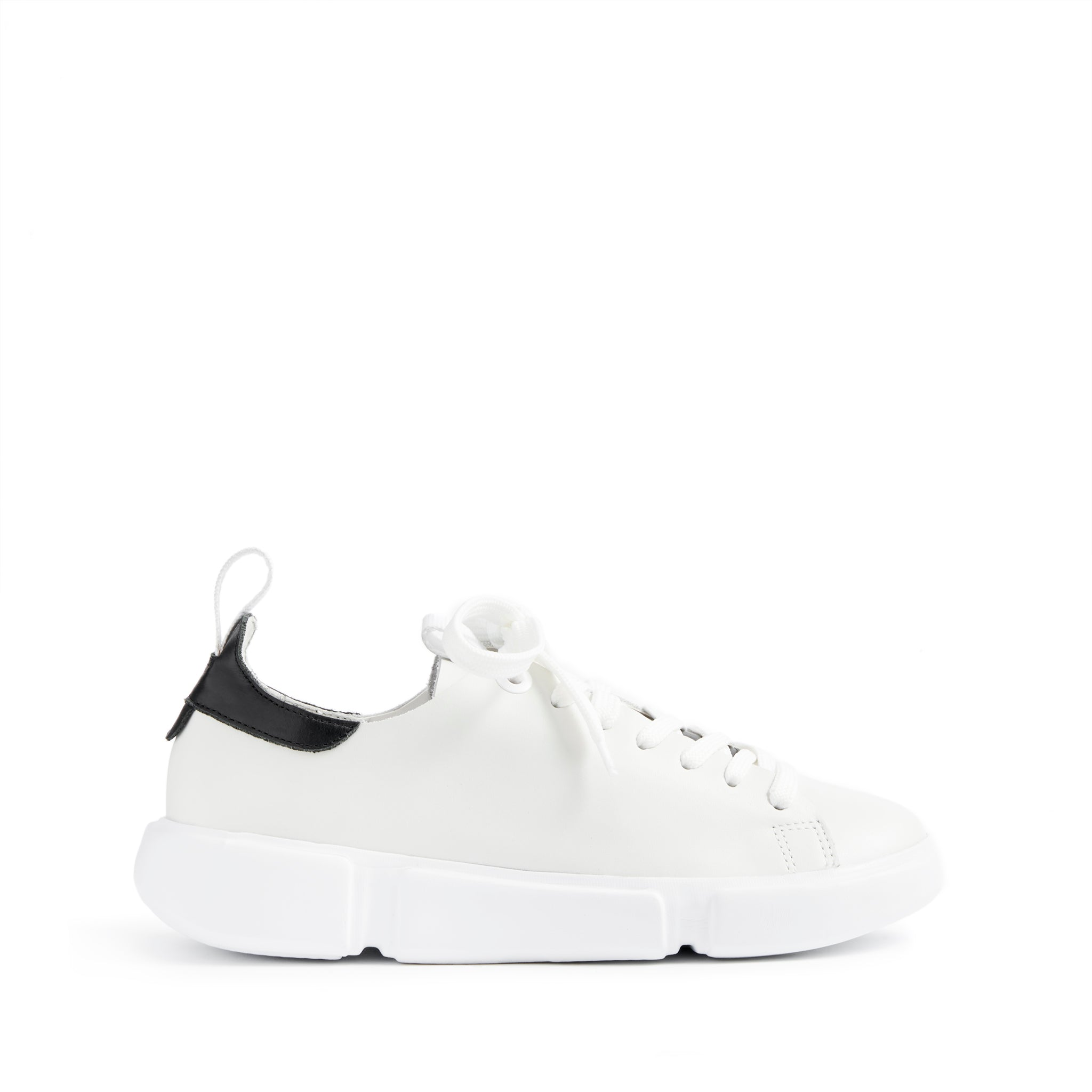 Cailey Sneakers White Leather