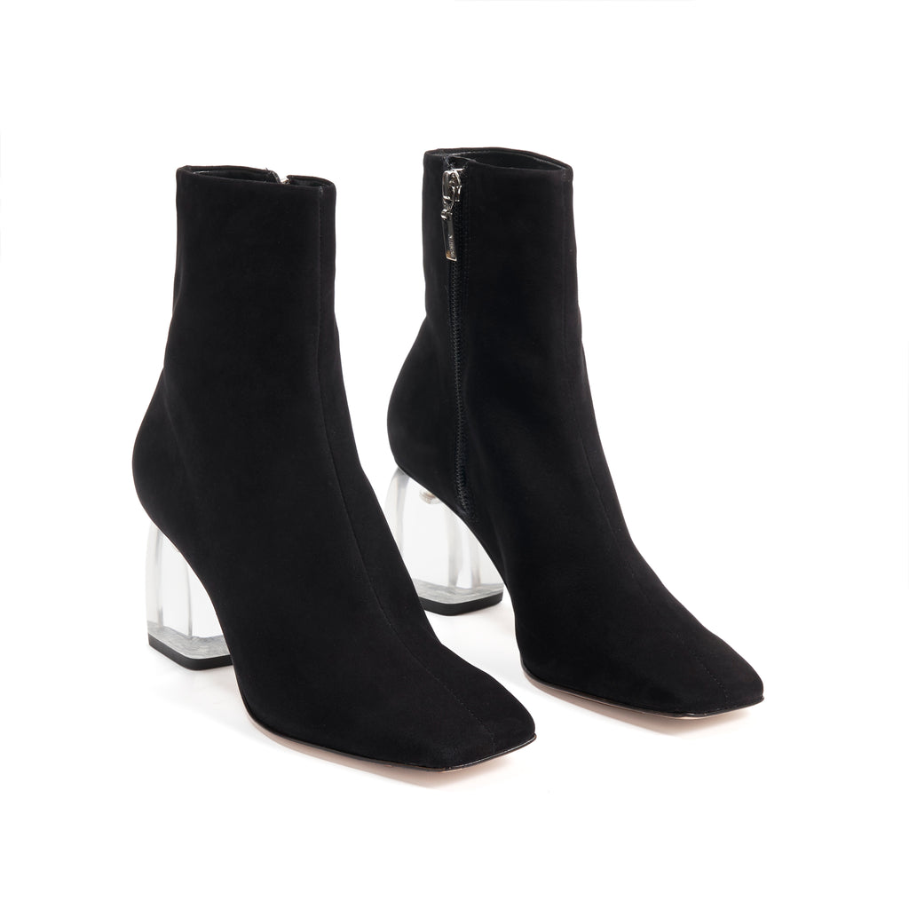 Tierra Bootie in Black