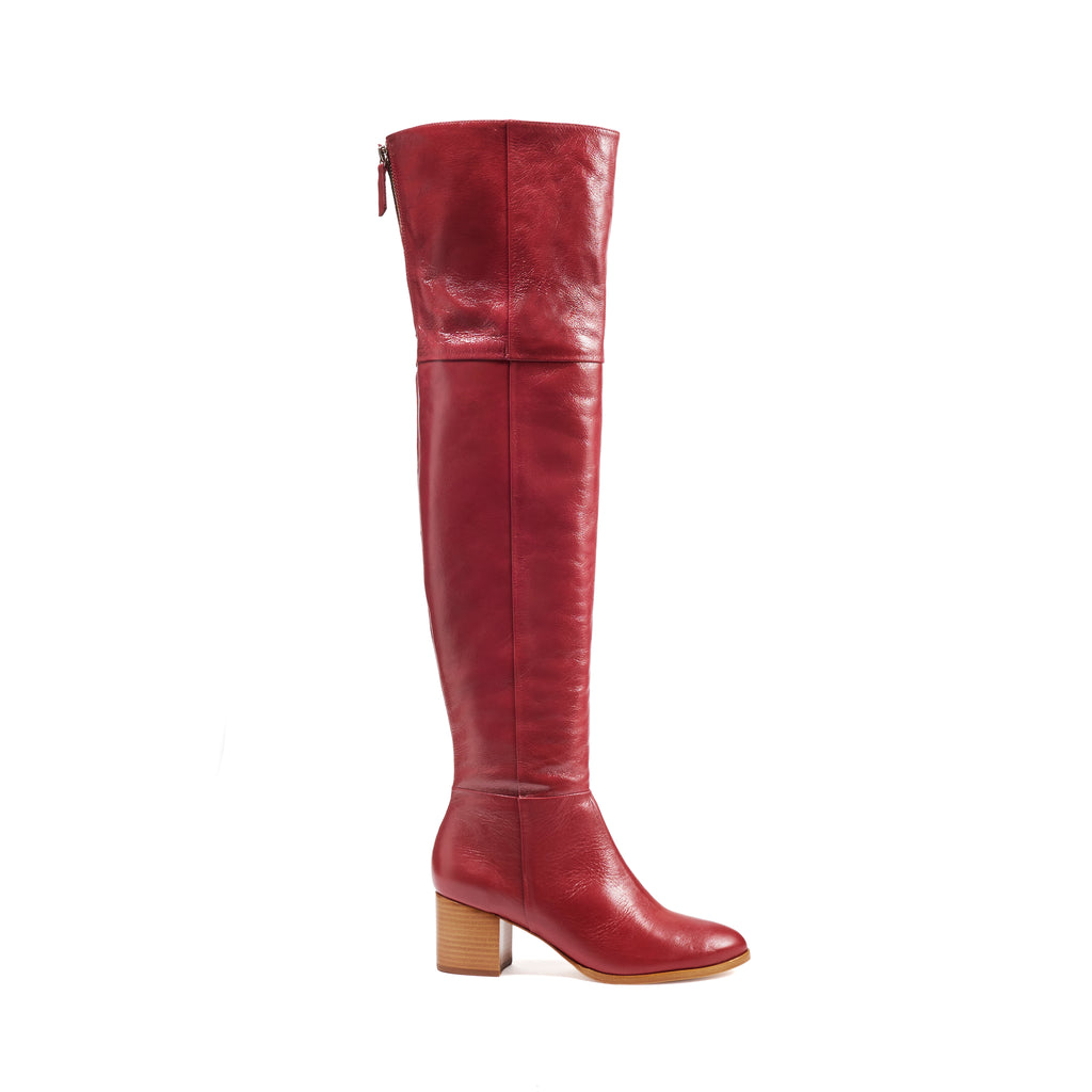 Sivana Boot in Rosewood