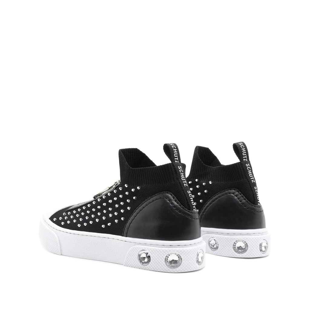 Maryanne Sneaker in Black