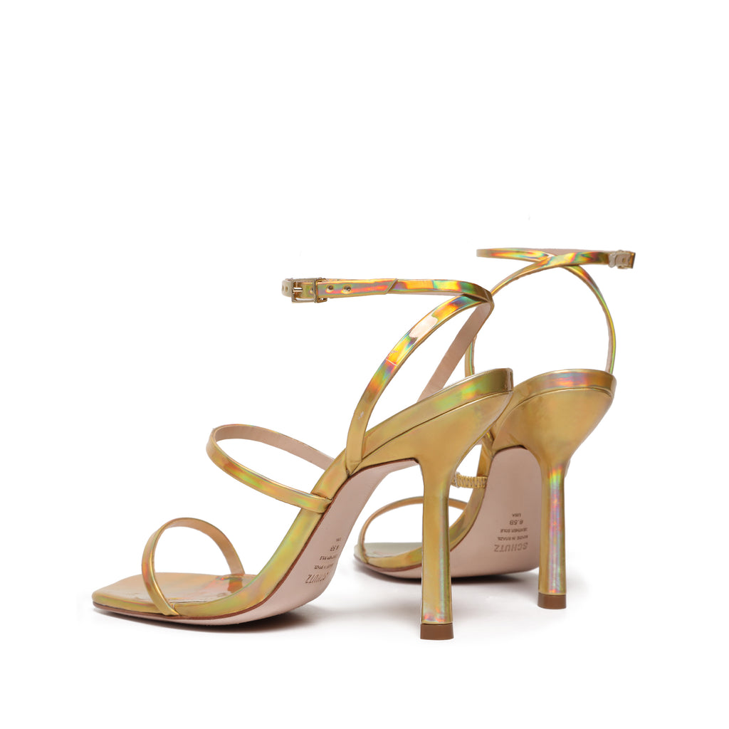 Nita Sandal in Gold