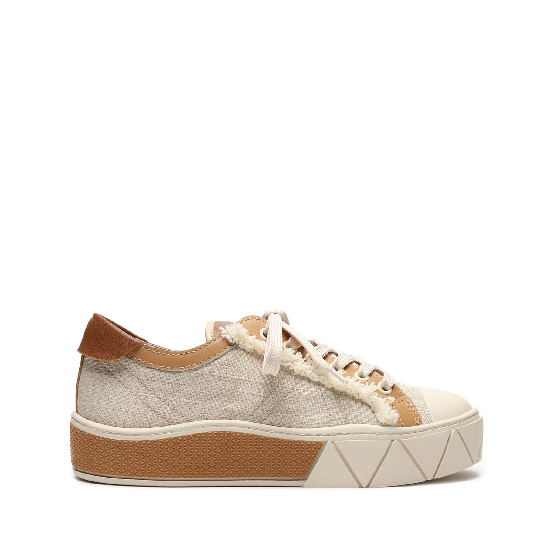 Evita Mixed Media Sneaker