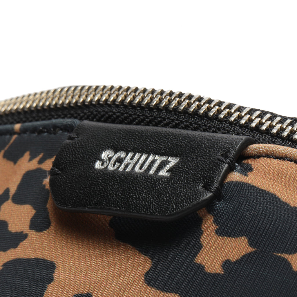 Neoprene Waist Bag Pack in Leopard