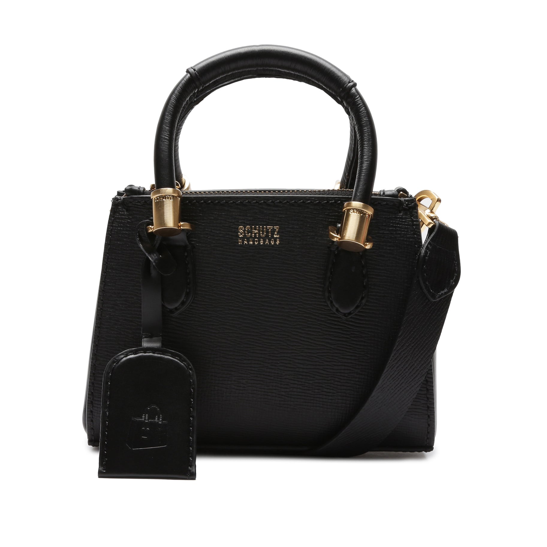 Lorena Mini Leather Bag