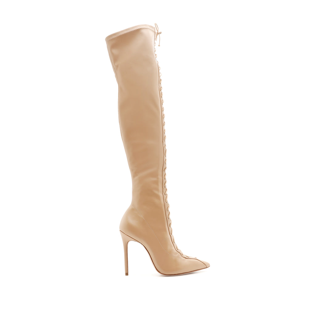 Sione Boot in Honey Beige
