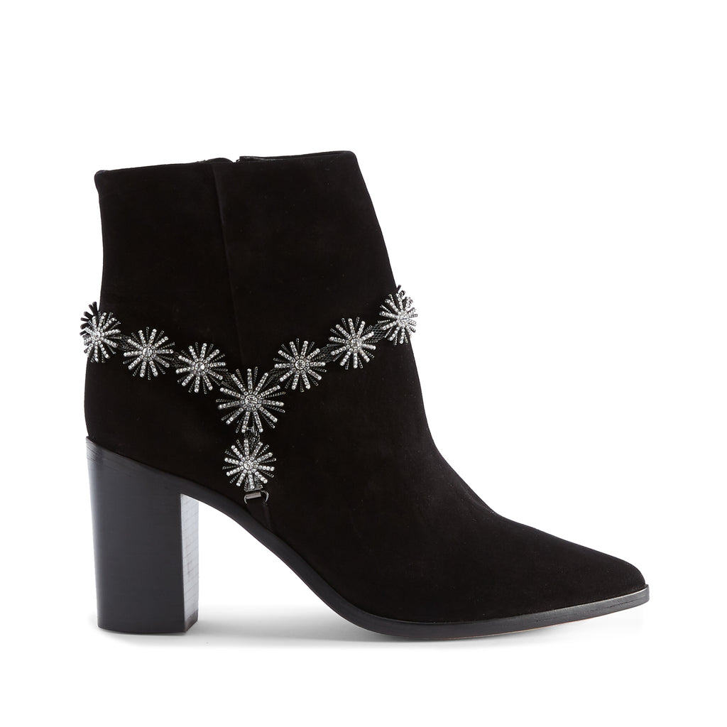 Teia Bootie in Black