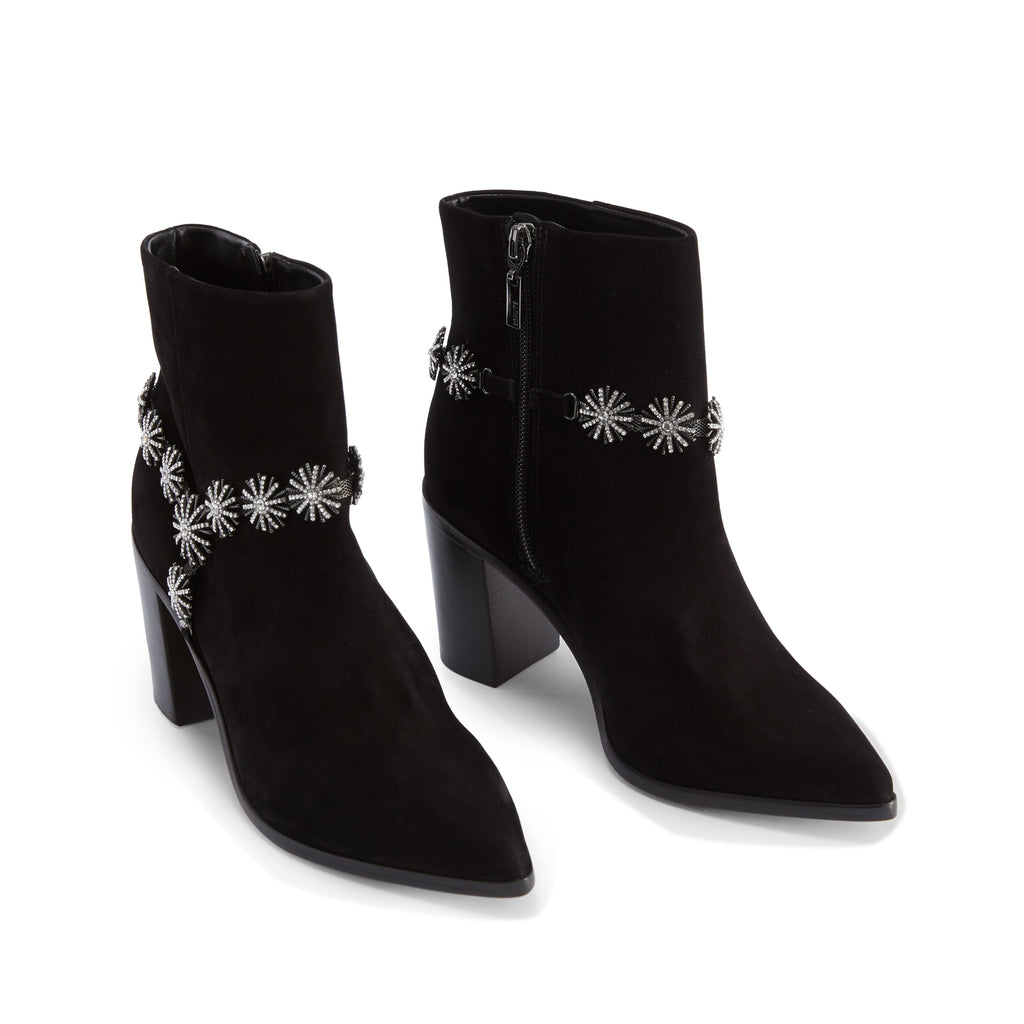 Teia Boot in Black