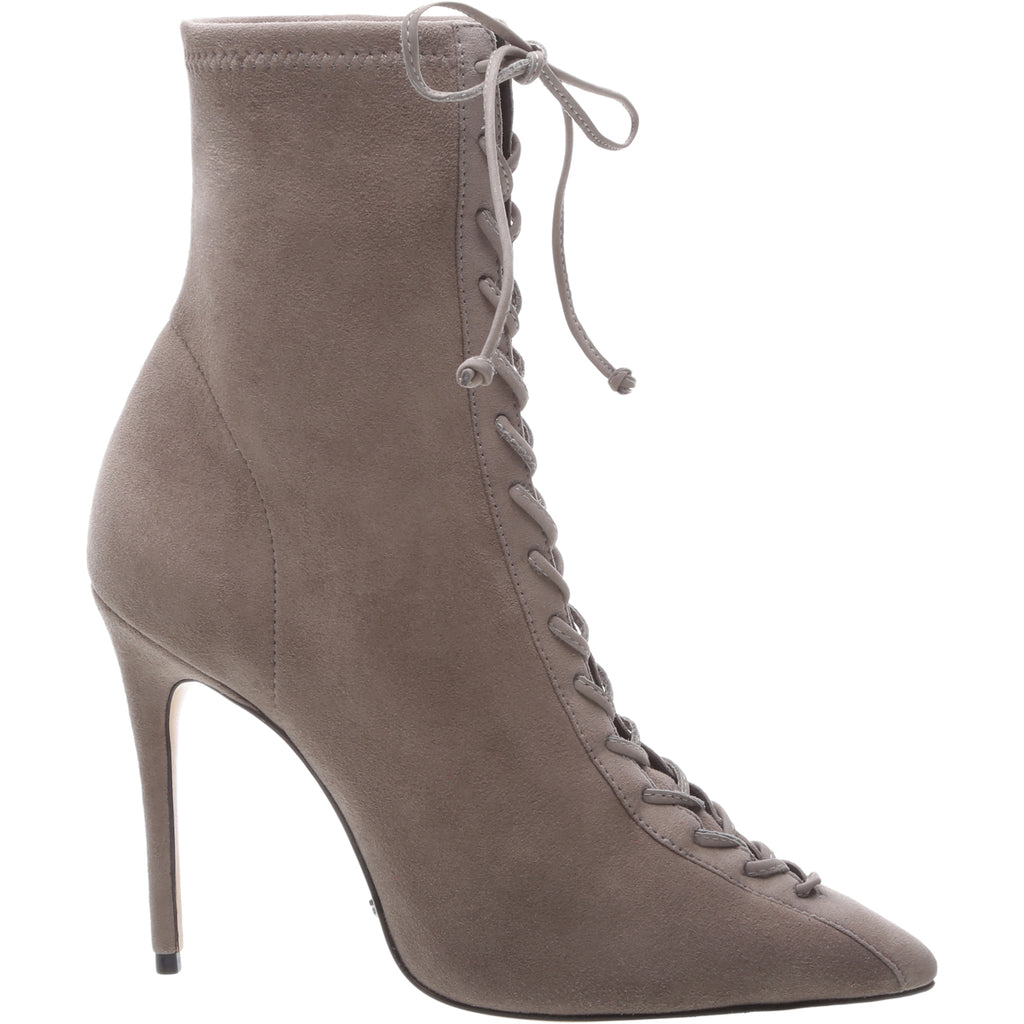 Tennie Bootie in Mouse Grey