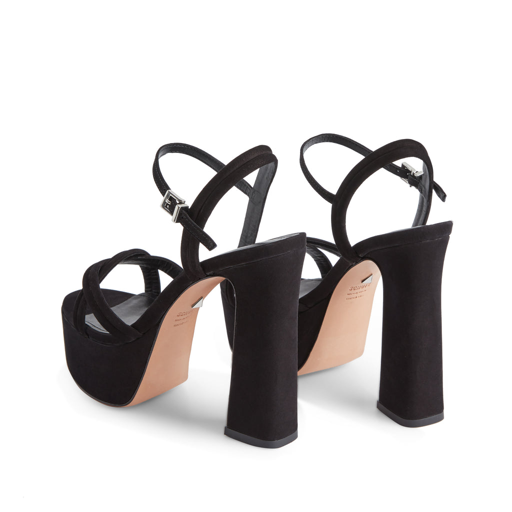 Thea Sandal in Black