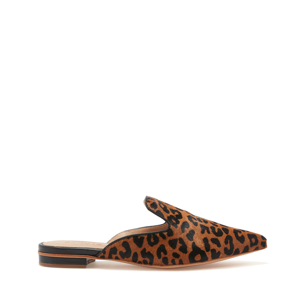 fbca43414 Tracy Flat Mule in Leopard | Schutz Shoes – SCHUTZ