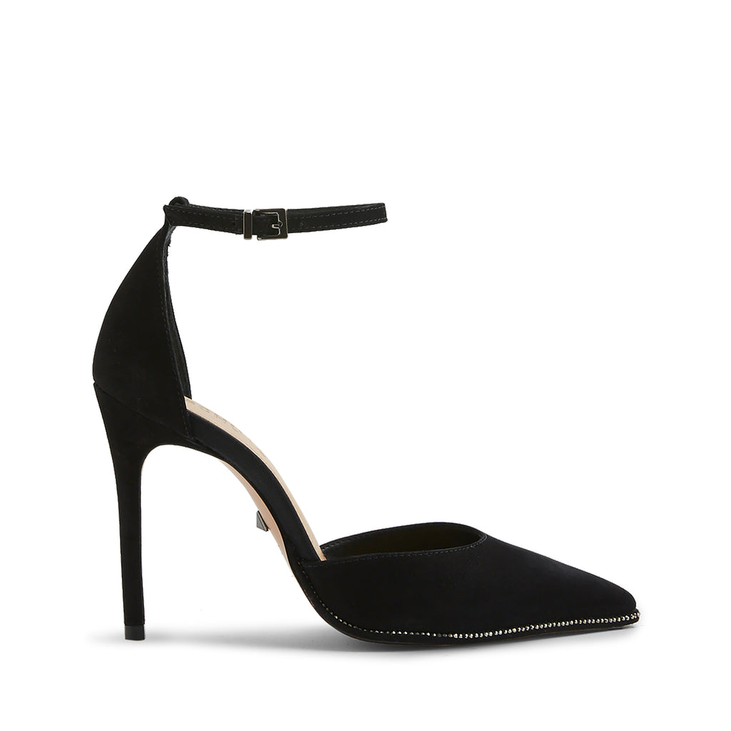 Verbena Pump in Black