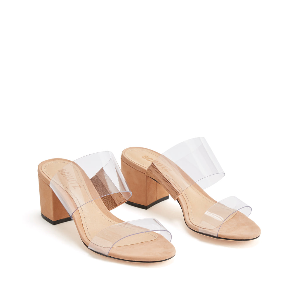 Victorie Sandal in Honey Beige