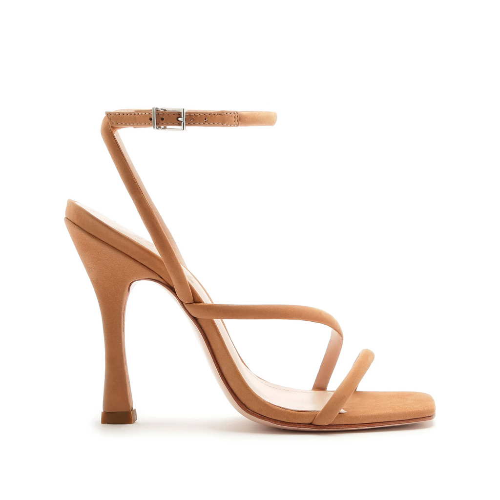 Polaina Sandal in Honey Beige