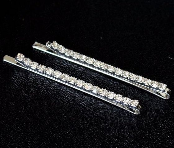 DIAMANTE HAIR CLIPS - Shop Sugar Drip