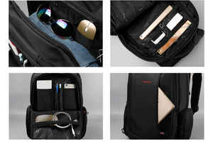 Laptop USB Anti-Theft Backpack