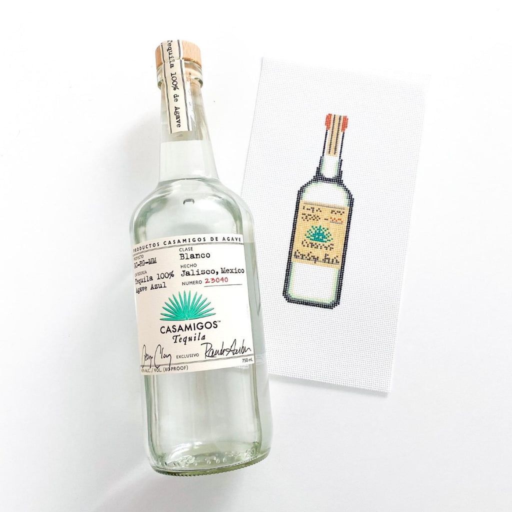 Free Casamigos Needlepoint Chart