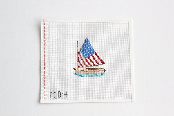 American Sails Needlepoint Canvas
