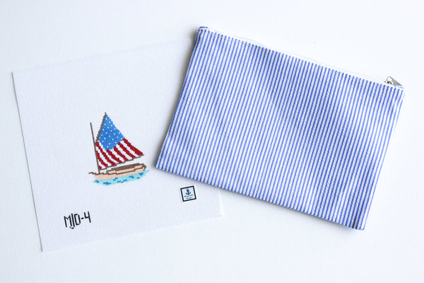 American Sails Needlepoint Kit