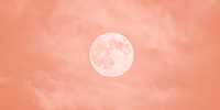 Aries Full Moon - October 13th 2019