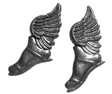 Mercury's Winged Boots