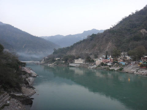 Rishikesh-Ganges-River