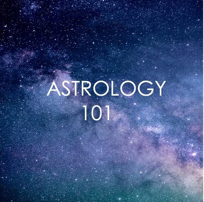6 Week Introduction to Astrology: May 20th-June 24th - West Coast Skies