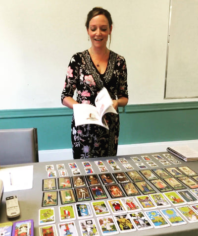 Tarot Teaching Decks