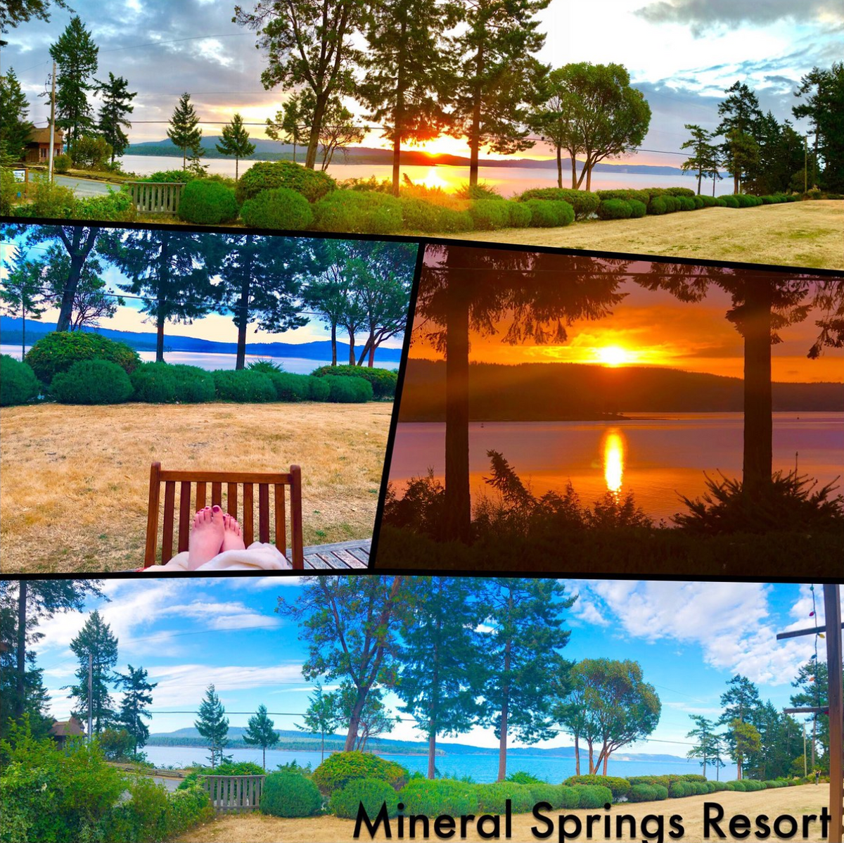 Salt Spring Island Weekend Retreat: Aligning with Spirit August 2020, Double Occupancy - West Coast Skies