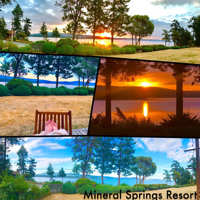 Salt Spring Island Weekend Retreat: Aligning with Spirit August 2020 - Double Occupancy - West Coast Skies
