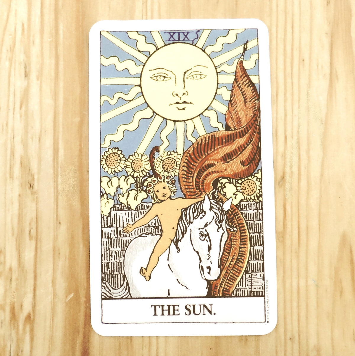 4 Week Intro to Tarot Card Reading: Sept 15th - Oct 6th - West Coast Skies