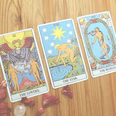 4 Week Intro to Tarot Card Reading: July - August 2020 Salt Spring - West Coast Skies
