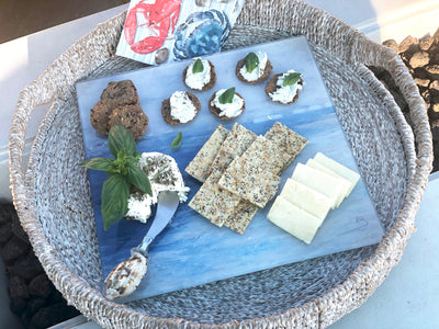Summertime Cheeseboard