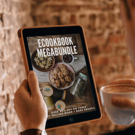 The eCookbook Megabundle (save over 40%)
