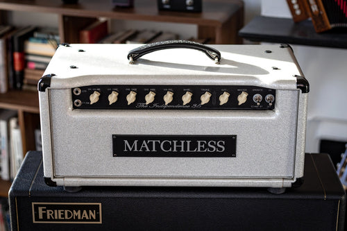 Matchless Amplifiers Independence-35R Head - Rebellion Distribution