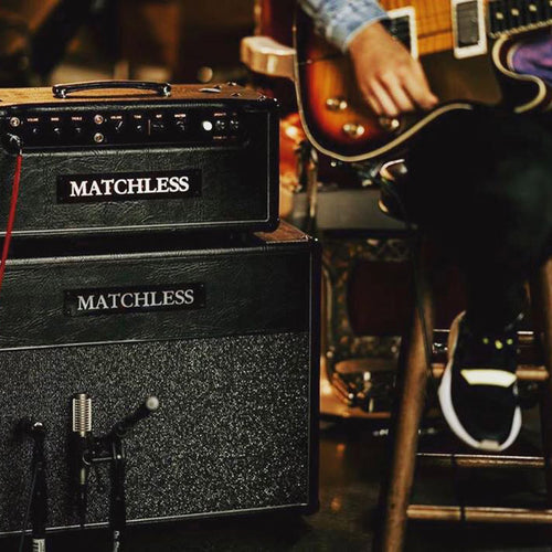 Matchless Amplifiers HC-30 Head - Rebellion Distribution