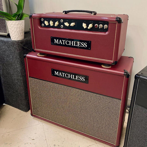 Matchless Amplifiers HC-30 Head - Rebellion Guitar Co.