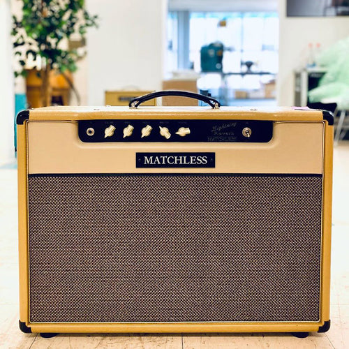 Matchless Amplifiers Lightning LG-210R - Rebellion Distribution