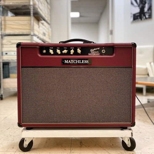Matchless Amplifiers Lightning LG-112R - Rebellion Distribution