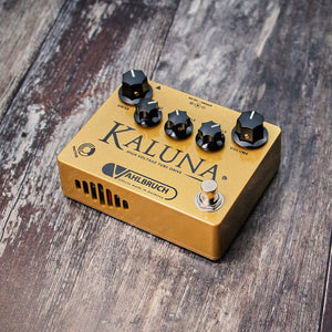 Vahlbruch FX Kaluna Tube Drive - Rebellion Guitar Co.