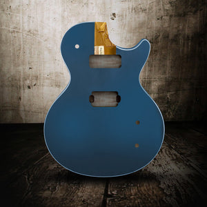 Nik Huber Krautster II Petrol Blue - Rebellion Guitar Co.