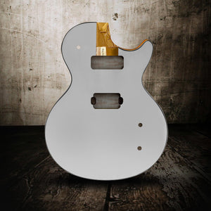 Nik Huber Krautster II Worn Vintage White - Rebellion Guitar Co.