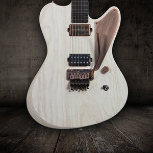 Luxxtone Calavera Trans White - Rebellion Distribution