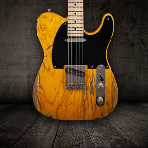 Luxxtone Choppa T Swamp Ash - Rebellion Distribution