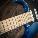Patrick James Eggle 96 Hardtail Blue Burst #30499 - Rebellion Distribution