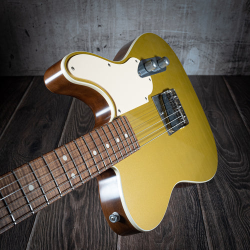 Patrick James Eggle OZ Vintage Goldtop 58 Nitro with Cream T #30425 - The Renegade Guitar Co.
