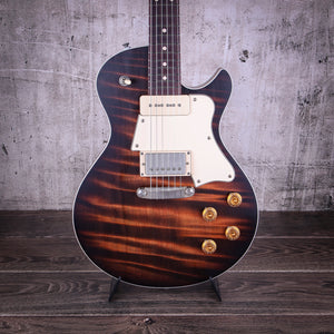 Patrick James Eggle Macon Special Redwood #30396 - Rebellion Guitar Co.