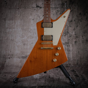 Gibson Guitars Explorer Natural DSXRNAGH1 #002560317 - The Renegade Guitar Co.