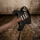 Iconic Guitars Vintage 62S Aged Black Nitro #0167 - Rebellion Distribution