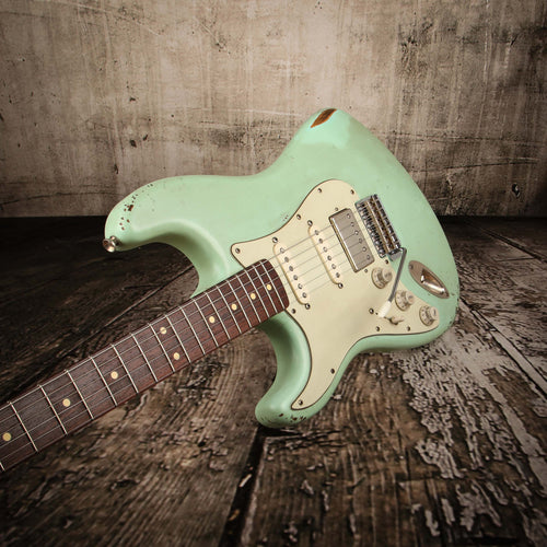 Iconic Vintage 62S Aged Surf Green Lefty #0170 - Rebellion Distribution